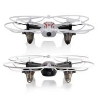 SYMA無人機遙控飛機四軸高清航拍飛行器 航拍版 黑色
