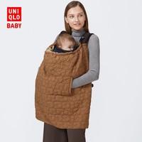 優衣庫 幼兒 輕型保暖WARM PADDED兩用毯