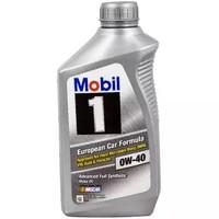 Mobil 美孚 1號 0W-40 SN 全合成機油 1QT 2件裝