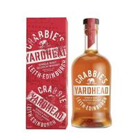寶樹行 克萊比單一麥芽700ml 蘇格蘭單一麥芽威士忌 原裝進口洋酒 *2件