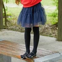 美特斯邦威夏季裙子女可愛短裙新款紗裙蓬蓬裙小仙女童裝 *2件