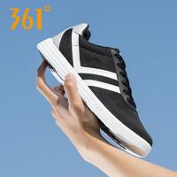 361°板鞋男鞋女士鞋秋季新款網面透氣運動鞋小白鞋情侶鞋休閑鞋子男士 *2件