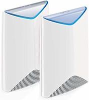 NETGEAR 美國網件 SRK60-100UKS Orbi Pro AC3000商用Mesh Wi-Fi 路由器,無線接入點,2件裝