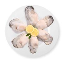 新鮮江蘇冷凍生蠔肉 2斤裝 約80個