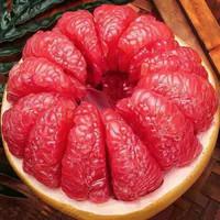 淳果一木 福建琯溪蜜柚 紅柚3-4個 10斤