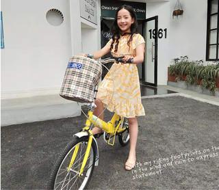 FOREVER 永久 #运动时尚国货新品#折叠、收纳、骑行方便, QH288 男女式 休闲单车