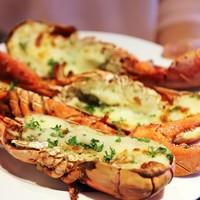 吃货福利 : 奶油芝士焗龙虾再回归!北京富力万丽酒店 西安特色龙虾海鲜自助餐