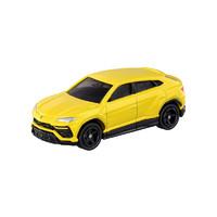 TOMY多美卡合金車仿真小汽車模型玩具16號蘭博基尼URUS 102748