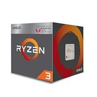 AMD 銳龍 Ryzen 3 2200G 盒裝CPU處理器