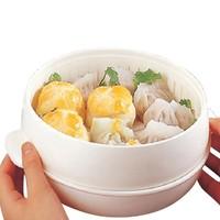 茶花 2706 微波爐專用 單層熱飯盒