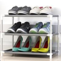 起航 多層簡易鞋架 42*30*35cm
