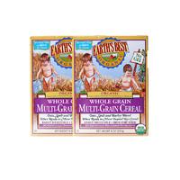 Earth's Best 愛思貝 有機混合谷物米粉 227g/盒 3段 2件裝
