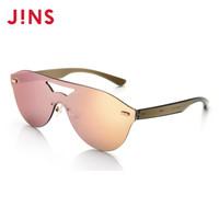 睛姿JINS時尚HG太陽眼鏡TR90超輕鏡框墨鏡防紫外線LRP17S881 02 淺褐色