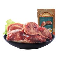 來伊份鹵味/香辣鴨肫130g熟食真空鴨胗零食小吃休閑食品來一份