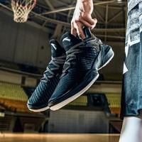安踏籃球鞋 利刃低幫耐磨男款籃球鞋 籃球外場實戰球鞋男鞋戰靴