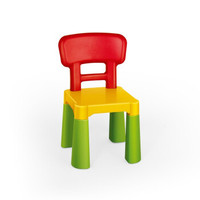新版積木 男孩女孩玩具游戲桌學習桌 積木椅(1把)