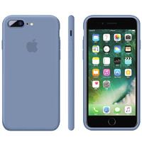 GGUU 蘋果8plus手機殼6spuls液態硅膠7plus全包防摔iphone軟殼