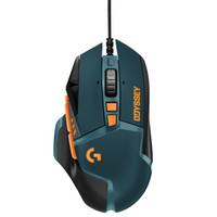 Logitech 羅技 G502 HERO 英雄聯盟限量版 鼠標