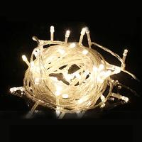耀慶 LED小串燈 5米20燈 暖白 插電款