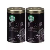 STARBUCKS 星巴克 經典烘焙速溶熱可可粉 850克 2罐