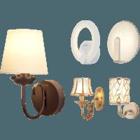 OPPLE  歐普照明 LED臥室床頭壁燈房間過道走廊溫馨浪漫田園墻壁燈飾BD