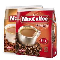 MacChocolate 美卡菲 3合1咖啡 超濃味360g 愛爾蘭味450g
