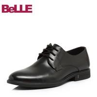 BeLLE 百麗 5SG01AM8 男士商務正裝皮鞋