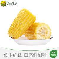 海農壹品 甜糯黃玉米棒 1kg