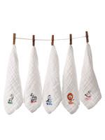 3條裝 嬰兒A類純棉紗布毛巾