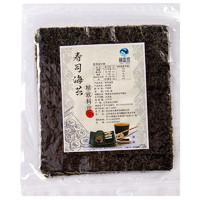 藤壺島 壽司專用海苔壽司大片卷海苔10片