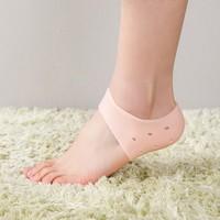 淇天 硅膠防滑護腳 帶孔 2只