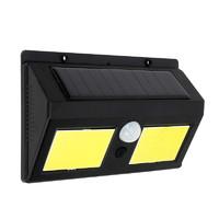 太陽能燈戶外超亮庭院燈家用人體感應新農村路燈防水路燈室外電燈