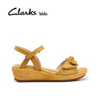 Clarks 其樂 兒童英倫涼鞋