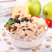 幫太 高纖黑麥片低脂無糖精非脫脂 即食早餐拌酸奶麥片420g