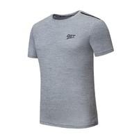 QIAODAN 喬丹  XHS1381315 訓練服男運動圓領短袖T恤衫