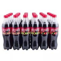 可口可樂(Coca-Cola) 500ml*24瓶/箱 新老包裝隨機發貨