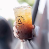 新品CARANA雙想泡冷萃咖啡包奶萃拿鐵桂花冰釀冷泡冰咖啡黑咖啡粉