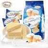 阿孔特 俄羅斯進口冰淇凌味威化500G