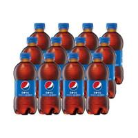 百事可樂 Pepsi 汽水碳酸飲料 300ml*12瓶 整箱裝 新老包裝隨機發貨 300ml*12瓶