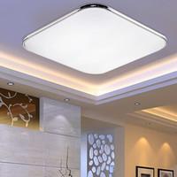 HD LED吸頂燈 臥室客廳餐廳燈具燈飾現代簡約 24W單色中性光