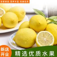 知欣果 安岳黃檸檬 6斤9.8元