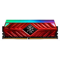 威剛DDR4 3000 16GB 臺式機內存 XPG-龍耀D41 RGB燈條