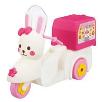 咪露(MellChan)公主玩具女孩玩具咪露娃娃洋娃娃配件-小兔子摩托車513842