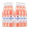 福佳白玫瑰味紅啤酒Hoegaarden/精釀啤酒比利時風味248ml*6瓶福佳 *2件