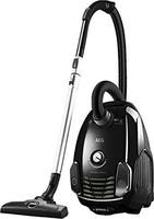 AEG VX6-2-?KOX 地板吸塵器(60%再生材料、2200W、9米操作半徑)黑色