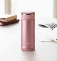 ZOJIRUSHI 象印 不銹鋼保溫杯 360ml 桃粉色 *2件