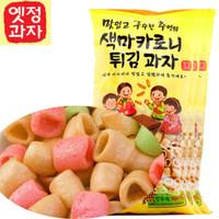 韓國進口 怡情爆米花3袋裝 空心爆米花 送清嘴含片