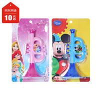 京東京造十元店 創意樂器玩具迪士尼仿真喇叭吹氣發聲男女孩顏色混發 單個裝 *2件
