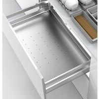 HIGOLD 悍高 拉格斐系列 碗碟拉籃 800柜體單層