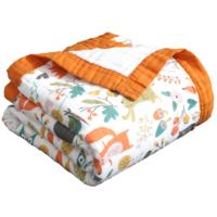 YOOZ 柚子 嬰兒浴巾